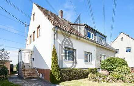 Familienfreundliche Doppelhaushälfte in Bestlage von Köln-Weiden