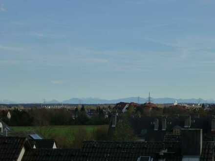 """Charmante 2,5 Zimmer Dachgeschoss-Maisonettewohnung in Kirchheim """"Lindenviertel"""" bei München"""