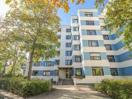 BALDHAM / Geräumige 4-Zimmer-Wohnung mit Westbalkon