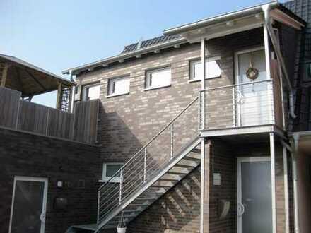 Exclusive Wohnung mit großer Dachterrasse!