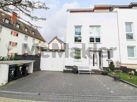 So modern wie Ihre Familie: REH mit 5 Zi., Garten und Dachterrasse in Solingen nahe Düsseldorf