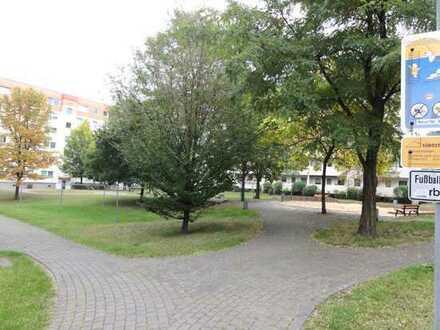 Grün und ruhig! - Tolle 1-Zimmer-Wohnung in Leubnitz-Neuostra!