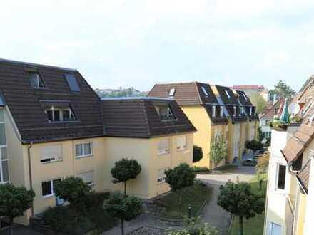 Sehr schöne 6-Zimmer-Wohnung mit Aussicht auf das Schloss Hohentübingen