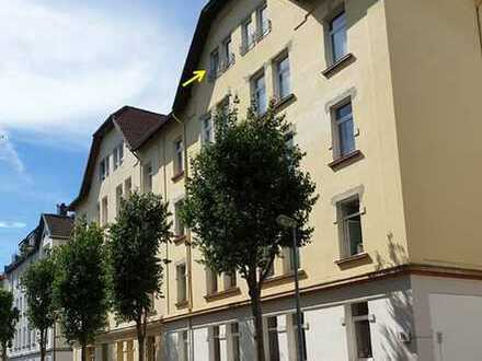 Schöne 4 Zi-Dachgeschosswohnung in TOP-Lage am Prinzenpark