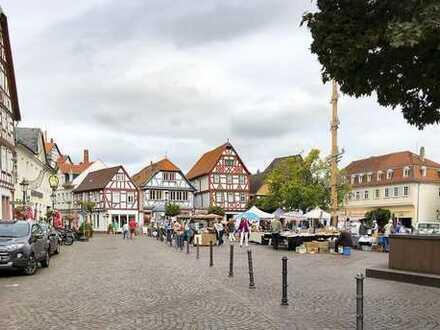 Kapitalanlage Eigentumswohnung mit Büro in Seligenstadt
