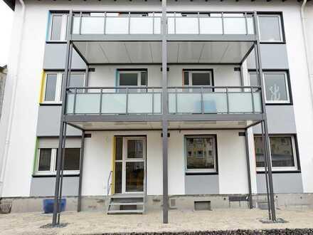 Top renovierte 3,5 Zimmer-Wohnung mit schönem Balkon in ruhiger und dennoch zentraler Lage!