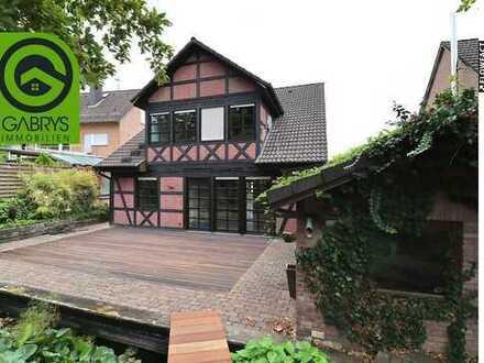 Haus in Haus mit eigenem Zugang und Garten