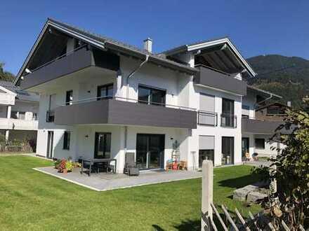 Neubau Exklusive 2 Zi-Whg., EG, zentrale Lage, Bergblick