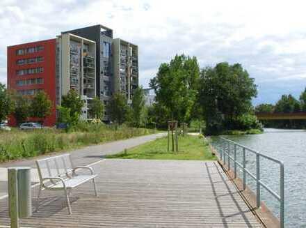 Wohnen direkt am Oder-Spree-Kanal in Eisenhüttenstadt