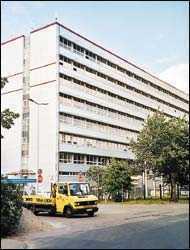 Büroflächen in Verwaltungsgebäude - variable Größen