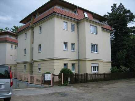 Schicke 3-Raum-Gartengeschoßwohnung in Kleinzschachwitz