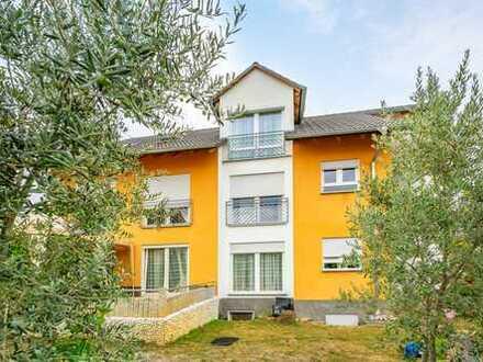 Mühlheim: Großzügige 4 Zimmer-Wohnung mit Süd-Balkon in kleiner Wohneinheit und zentraler Wohnlage
