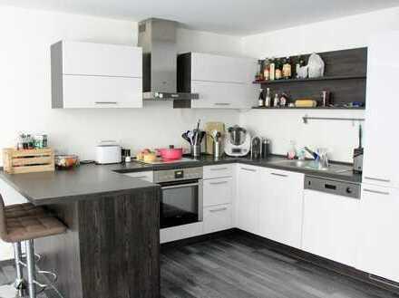 Moderne 3-Zimmer-Wohnung in Mannheim-Niederfeld