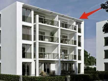 Stilvolle, neuwertige DG-Wohnung mit EBK *provisionsfrei*