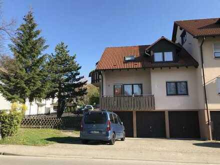 Traumhafte 3-Zimmer-Erdgeschosswohnung mit Balkon und Einbauküche in Welzheim-Zentrum