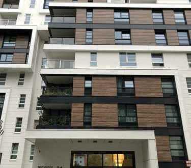 Exklusive 57 m² Wohnung im PANDION Le Grand inkl. Einbauküche