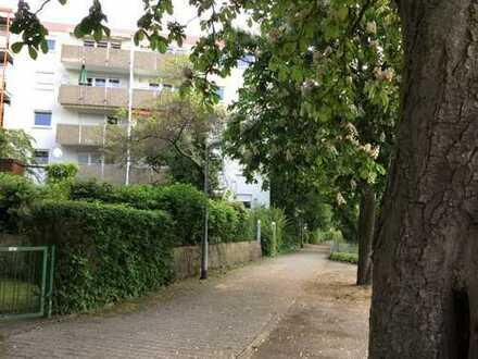 Neuwertige 3-Raum-Wohnung mit Balkon in Mannheim-Feudenfeudenheim