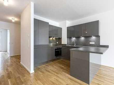 Perfekte 3,5 Zimmer Wohnung mit EBK & 2 Bädern & Ankleide & HWR