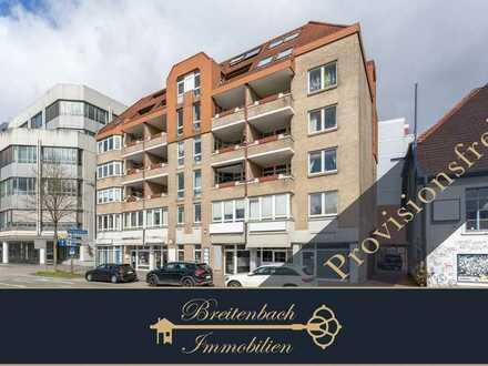 Oldenburg - Innenstadt • Traumhafte Maisonettewohnung in Toplage mit Tiefgaragenstellplatz