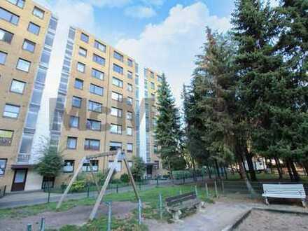 3-Zi.-ETW mit Westbalkon und Renovierungspotenzial in Duisburg