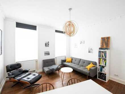 Ansprechende 3-Zimmer-Altbauwohnung zur Miete in Wiesbaden