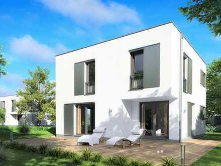 Grundstück mit Architektenhaus in Birkenstein