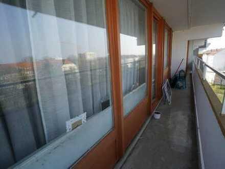 Toller Weitblick im 6.OG, mit Aufzug und West-Balkon