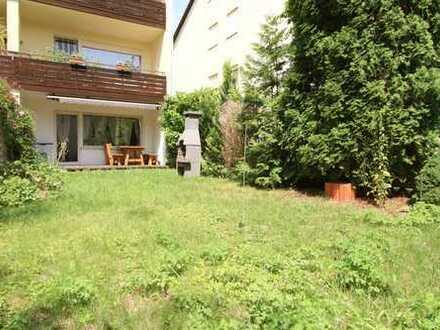 Sonnig und ruhig: 3-Zimmer-Garten-WHG in Andechs-Erling