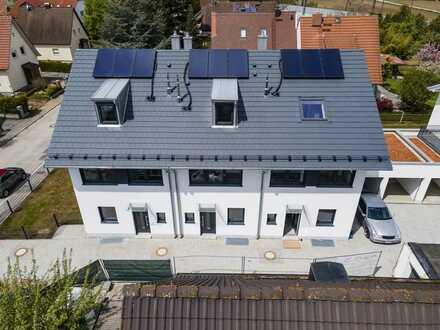 **NEU**  Modernes Stadthaus in Trudering