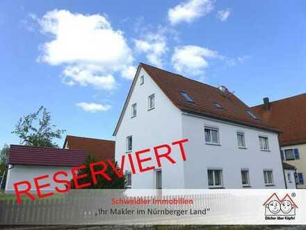 Ökologisch gesund: Wunderschön saniertes Einfamilienhaus mit Nebengebäuden u.v.m. in Schnaittach-OT