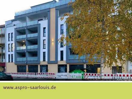 Saarlouis-City! Großzügige Praxis - bzw. Bürofläche mit großer Fensterfront!