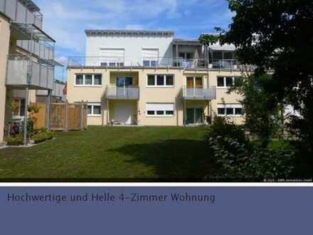 4-Zimmer Erdgeschoss Wohnung in Crailsheim in Zentrumsnähe