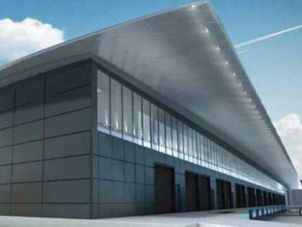 """BAUMÜLLER & CO."" - 7.000 m² Logistik NEUBAU - Umschlaghalle Nähe A3"