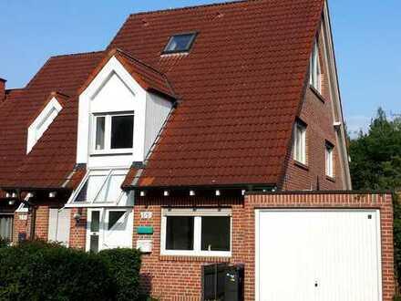 Modernes Haus mit Garten in Münster - Wilkinghege