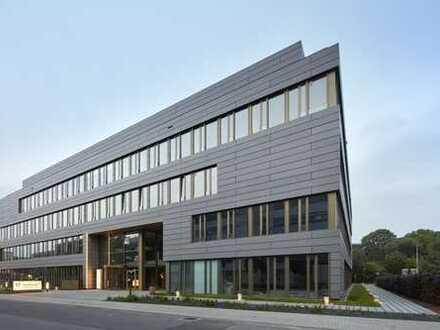 Moderne und repräsentative Büroflächen in exponierter Lage zu vermieten