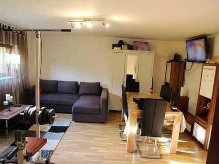 Kleine 2-Zimmer-Wohnung im Zentrum von Bilfingen - ideal als Singlewohnung!