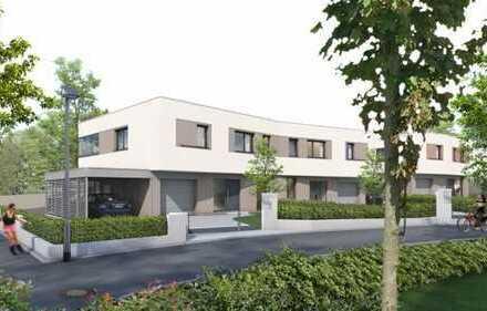 NEU | »WestTwins« DHH | 153 m² Wohnfläche auf 2 Ebenen | KfW55 | 396 qm Grundstück