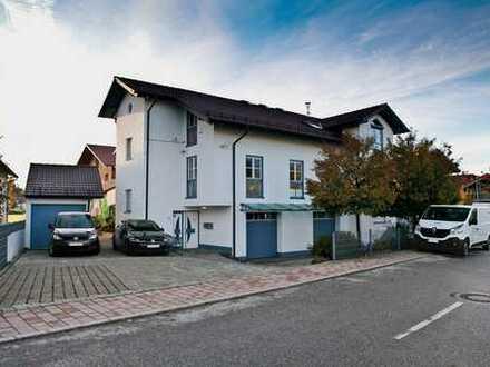 Sehr gepflegtes Wohn- und Geschäftshaus mit großem Büro, Lager- und Produktionsstätte und Wohnung