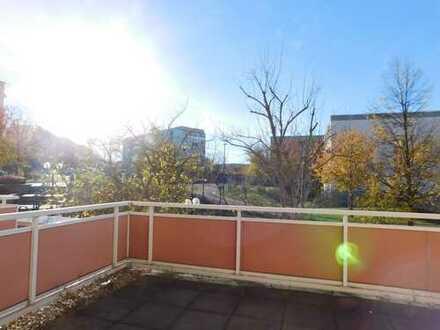 3-Raum-Wohnung mit Terrasse