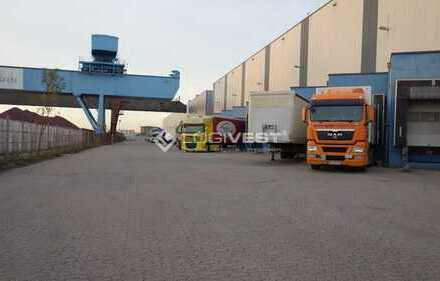 Logistikimmobilie direkt am Hamburger Hafen und nähe A7