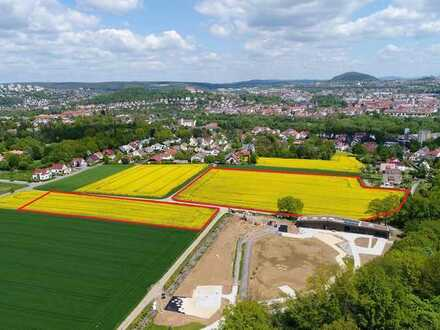 Planen für die Zukunft mit Wohnbauflächen
