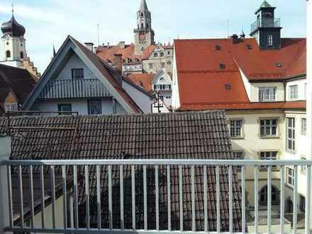 Kernsanierte 3- Zimmerwohnungen in der Fußgängerzone von Sigmaringen