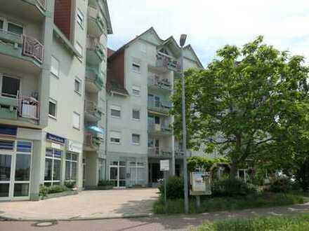 Zentrale 2-Zimmerwohnung mit Balkon und Tiefgaragenstellplatz in Bobenheim-Roxheim