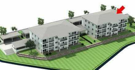 Neubau-Mehrfamilienhaus mit 9 Wohnungen in Babenhausen
