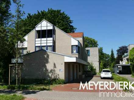 Bloherfelde - Uhlhornsweg: 2-Zimmer Dachgeschosswohnung mit 2 Balkonen in Uninähe