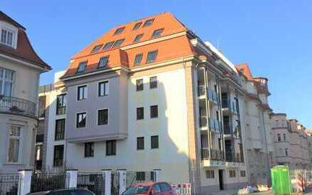 Zwei Zimmer Wohnung - KfW40 - Gohlis Süd