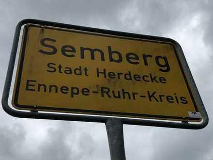 Sie wohnen demnächst in Herdecke-Semberg? ETW 69m² 3 helle Zimmer und schöner Balkon