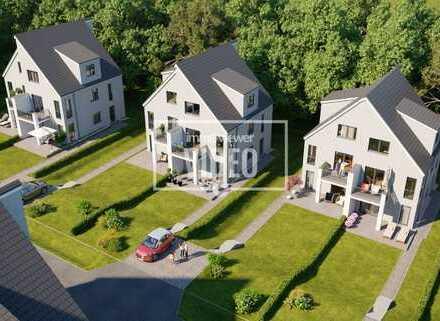 Doppelhaushälfte nahe Havel, ***Neubau*** direkt vom Bauträger, provisionsfrei