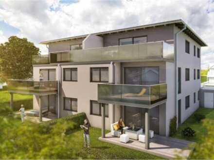 Schöne 3-Zimmer-Wohnung mit Balkon in Burglengenfeld