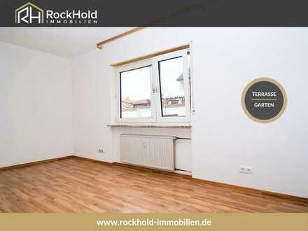 Aufgepasst! Traumhafte Wohnung mit riesigem Garten und Terrasse in Bad Mingolsheim